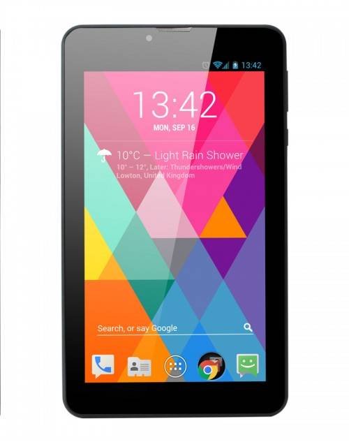 "RDP Gravity G716 Tablet 7"" Size ( 3G + Wi-Fi + Voice Calling )"