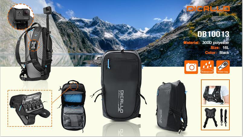 UAV / Game Multi-function Waterproof Backpack