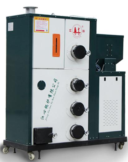 80 kg biomass fired boiler for steam processing