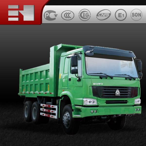 sinotruk howo 6X4 dump truck /tipper truck