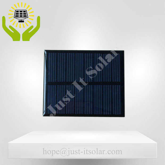 4V 125mA 0.5W Epoxy Resin Mini Solar Cell