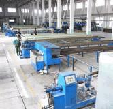 FRP winding machine