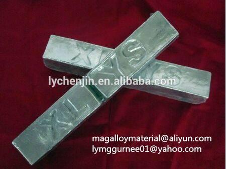 Mg La30 Alloy/ Magnesium Lanthanum/Rare Earth Alloy/ MGLA/ MGLA30/ mgla