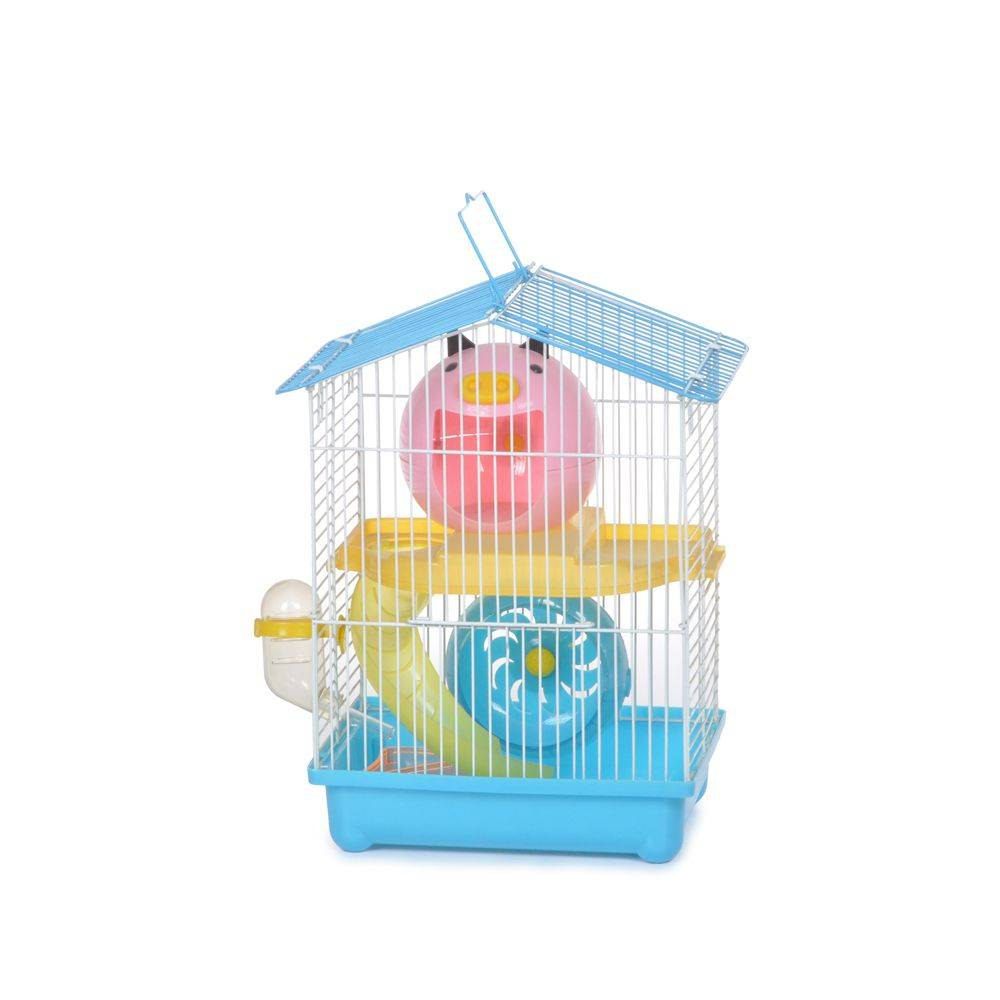 Beautiful hamster cage 22.5X17X32cm