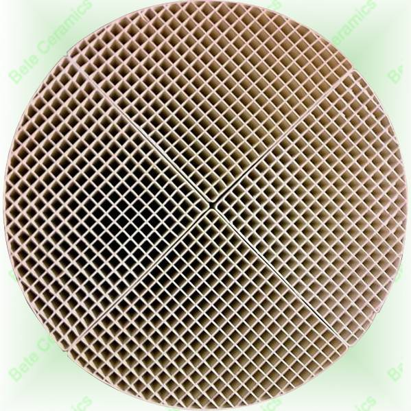 Ceramic Heat Storage Substrate