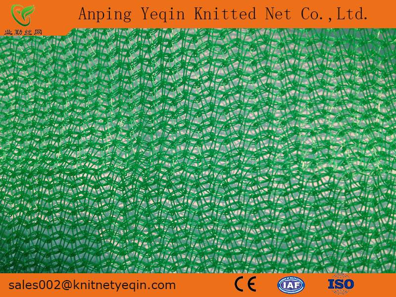 Anping Factory Green HDPE Construction Safety Net
