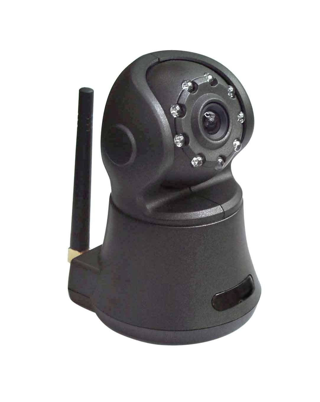 1/4 Color CMOS Record On PC Wifi Digital Wireless IP Camera