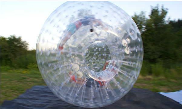 Certificate Cheap Inflatable Body Zorb Ball for Sale