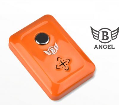 old man falls down emergency alarm Angel Help seeking device