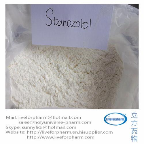 Stanozolol Winstrol Winstrol Depot CAS 10418-03-8