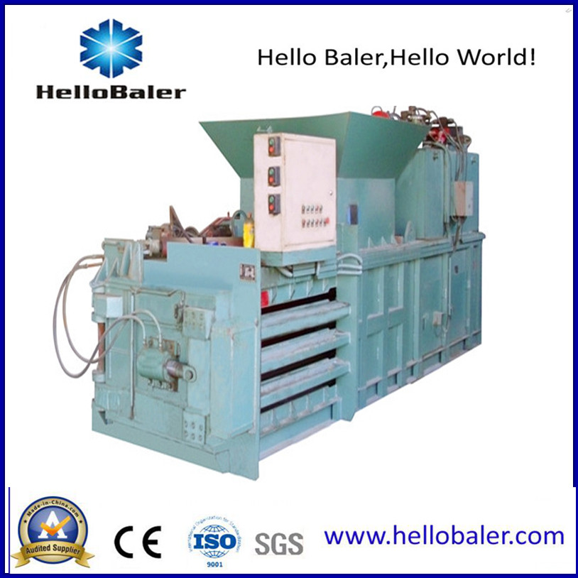 Hydraulic Press Automatic Baler for Waste Management