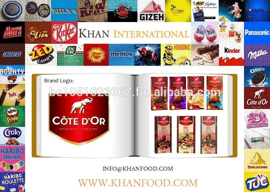 Côte D'or Chocolate 180g - Bloc - Brut - Premium
