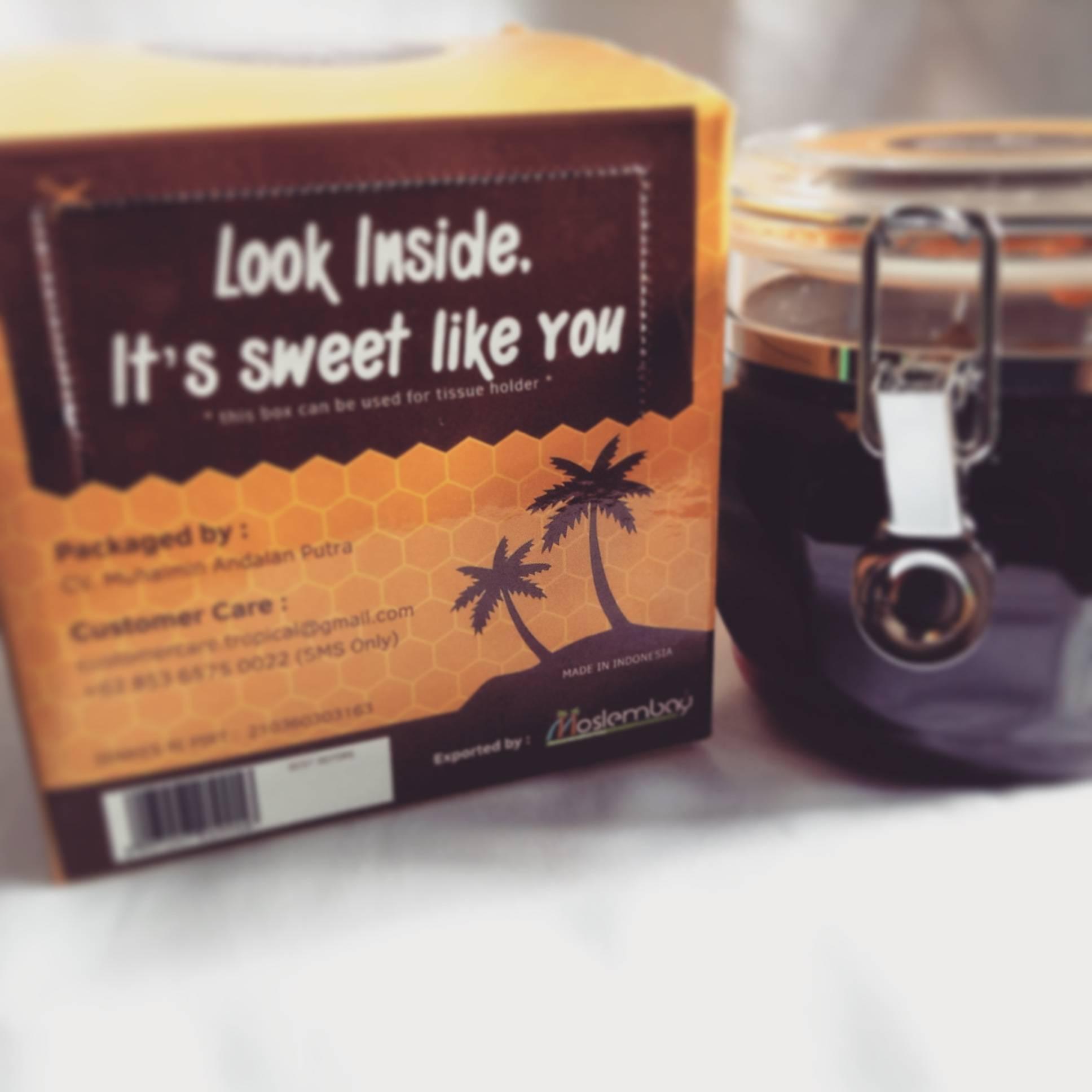 Raw Tropical Organic Honey