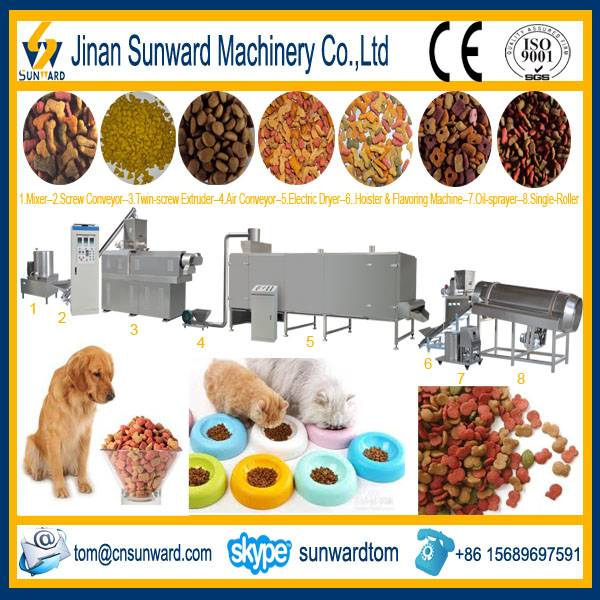 Hot Selling Pet Food Pellet Making Machine