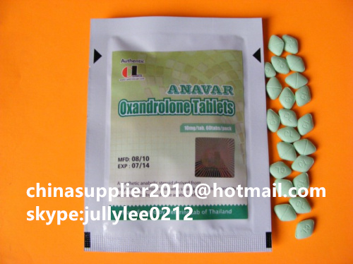 Anavar Oxandrol powder CAS No.: 53-39-4