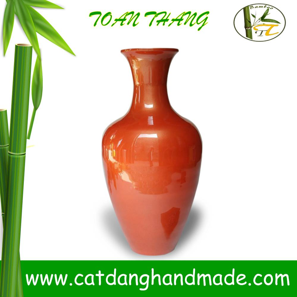 traditional bamboo flower vase(Skype: jendamy, Mob: +84 914542499)