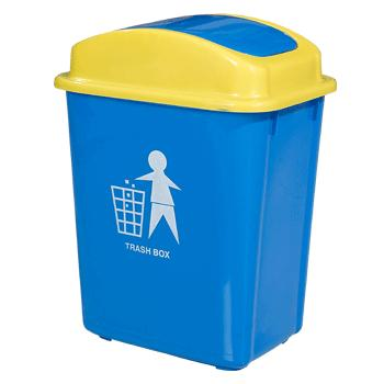RXL-45A mini plastic trash can