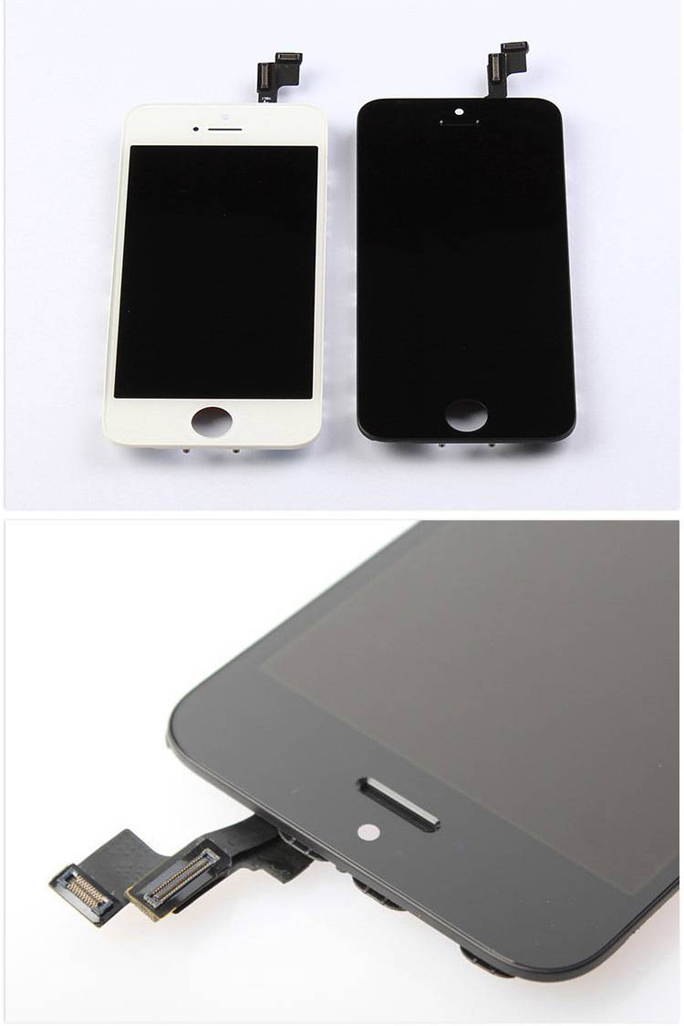factory supply OEM touch LCD screen for iPhone 5SE