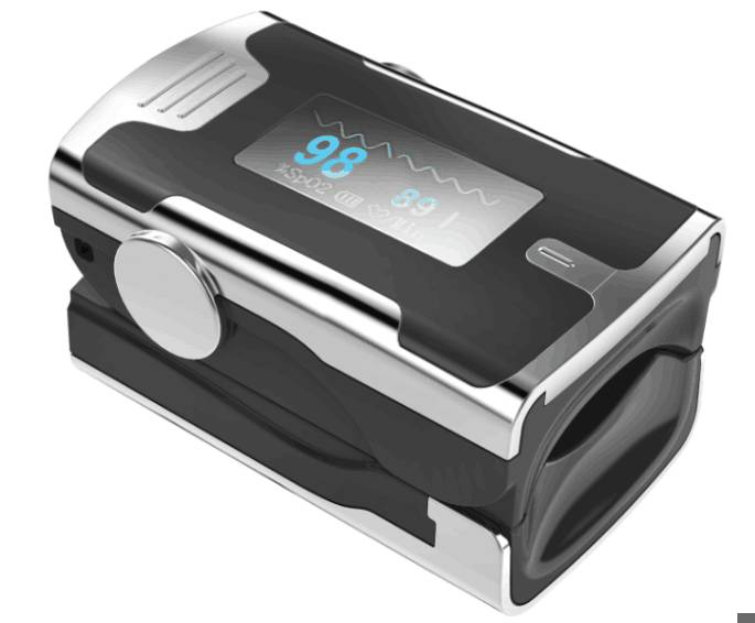 New introduction-fingertip pulse oximeter