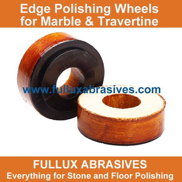 5 Extra Edge Chamfering Wheels for Marble Edge Polishing and Profiling