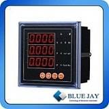 three phase small energy meter digital power monitor meter