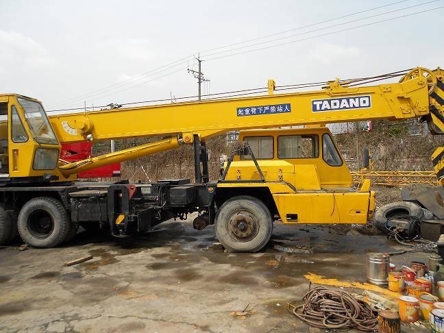 tadano crane,25t used original tadano crane