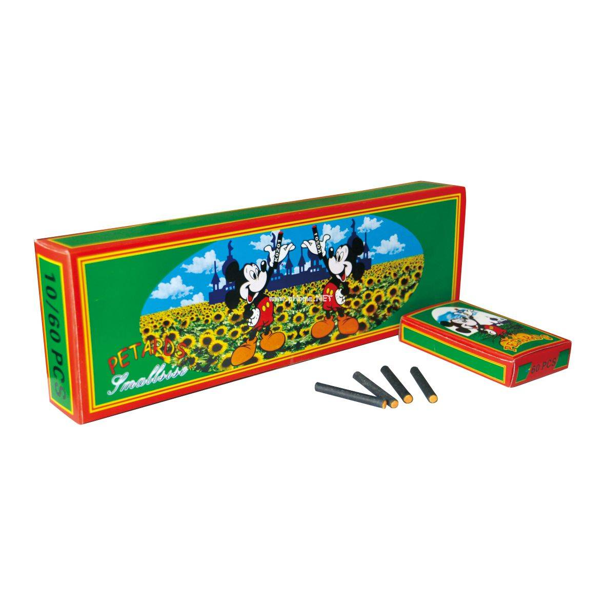 K0201 Mickey Mouse Match Cracker