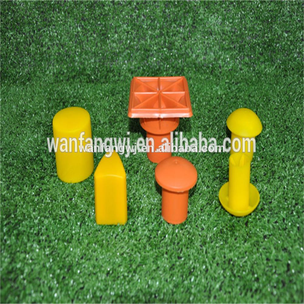 Plastic Rebar Cap for Safety