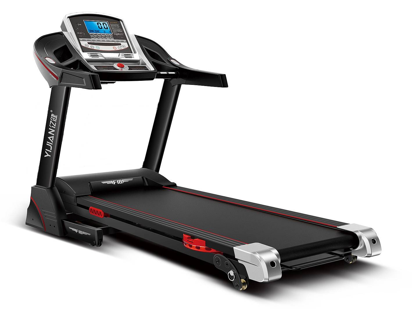 With CE Electric modells treadmill TV Treadmill Incline Motorised folding mini treadmill DK-05AH