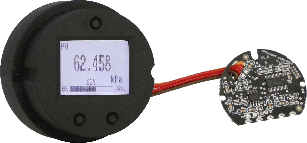 Module Set for Capacitance Sensor