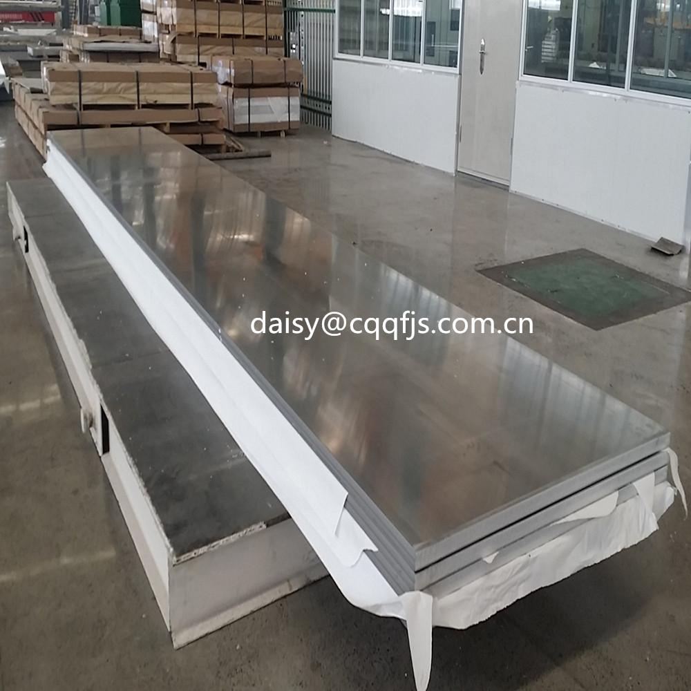 High Value Precision 2024 7075 Aerospace Aluminum Plate