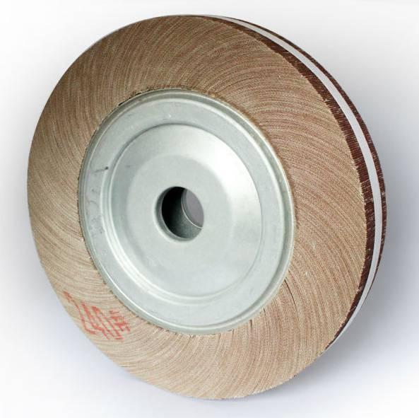 Flap wheel Aluminum 240#