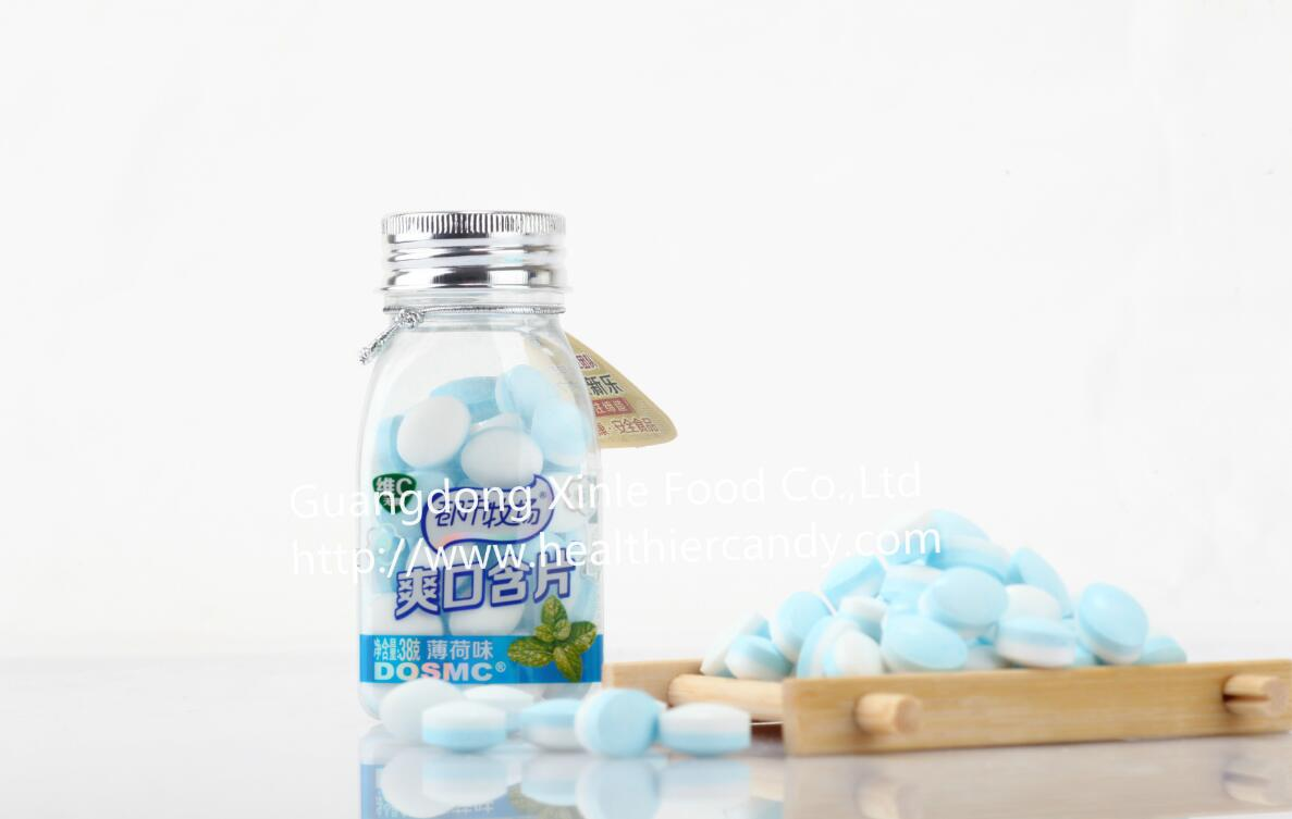 38g Mint Flavour Vitamin C Candy