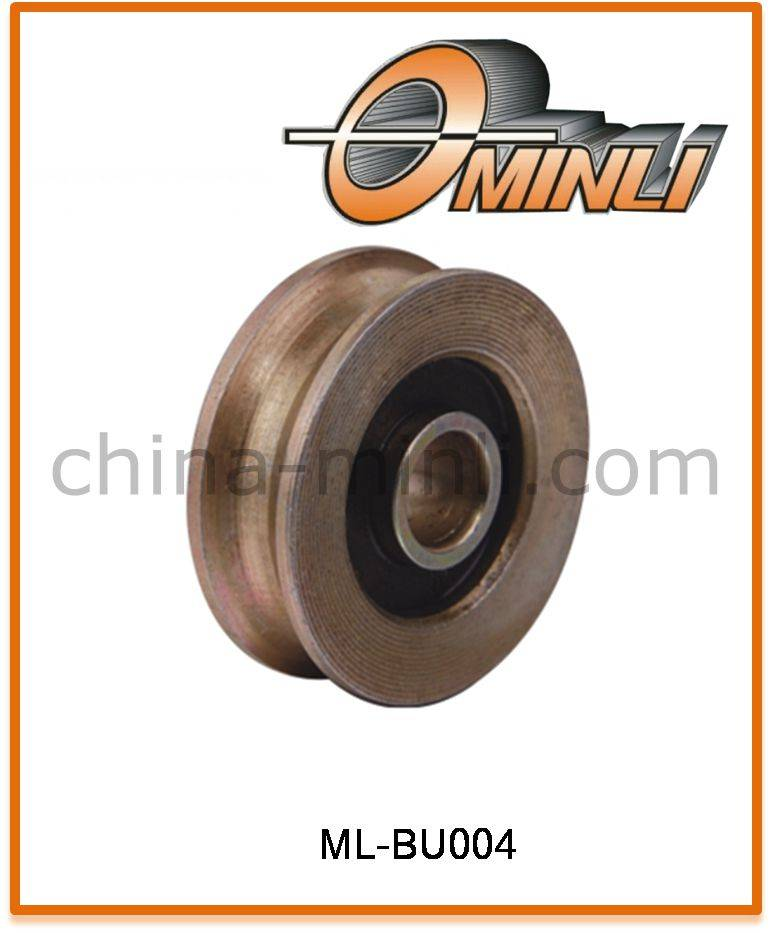 Small Metal Pulley for Window and Door (ML-BU004)