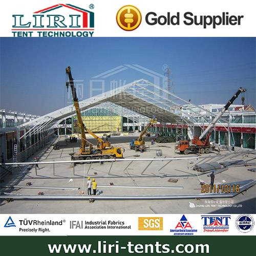 50m Large Tent Huge Tent for Exhibition and Event for Sale
