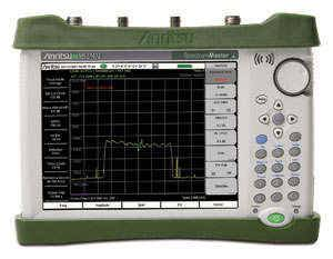 Anritsu MS2713E Spectrum Master, 100 kHz to 6 GHz Spectrum Analyzer