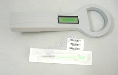 RFID hand reader