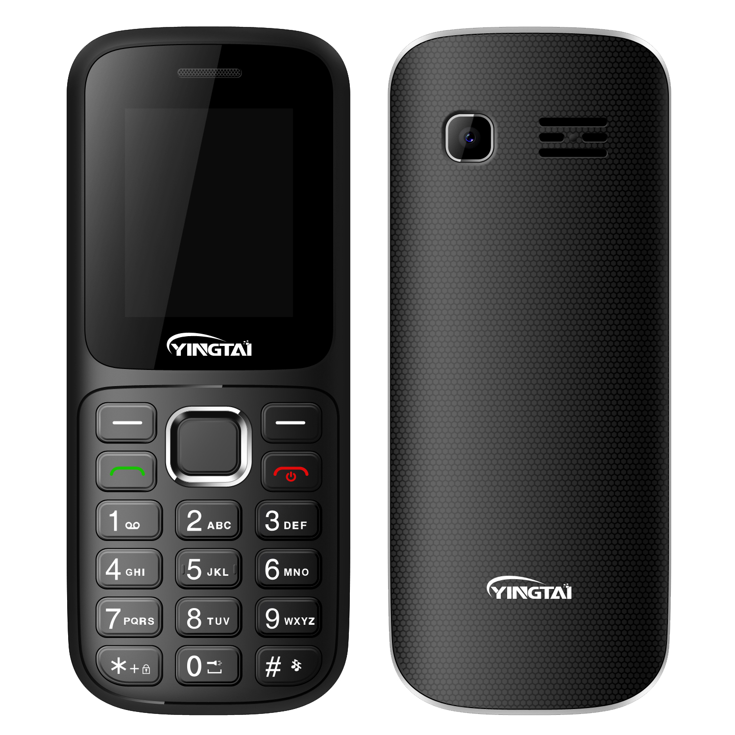 1.8 inch GSM Bar Feature Phone With Camera