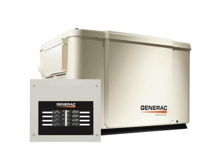 Generac 6998 7500-Watt StandbyPact Home Standby Back up Standby Generator