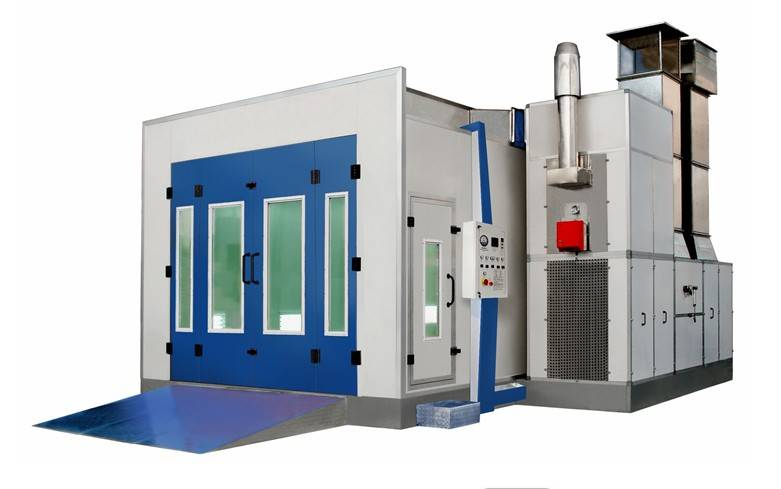 Customize Spray Paint booth, Garage Equipment, Coating Machine