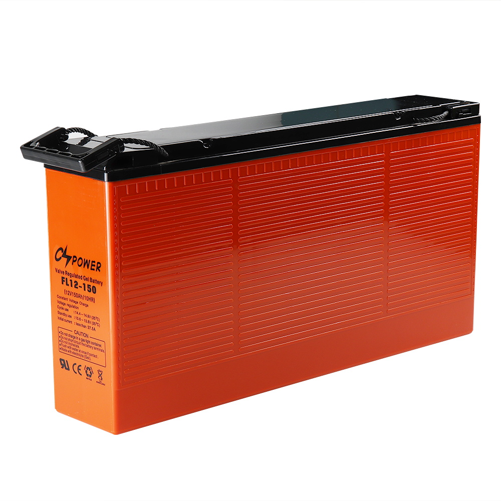 China 12V 150Ah Telecom Battery 12V 150Ah