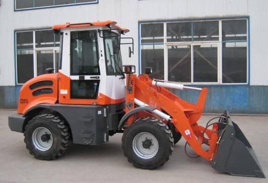 2106 new model 1.2t wheel loader