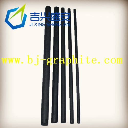 Factory direct spectral pure graphite electrode rods