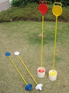 Golf Hole Stand