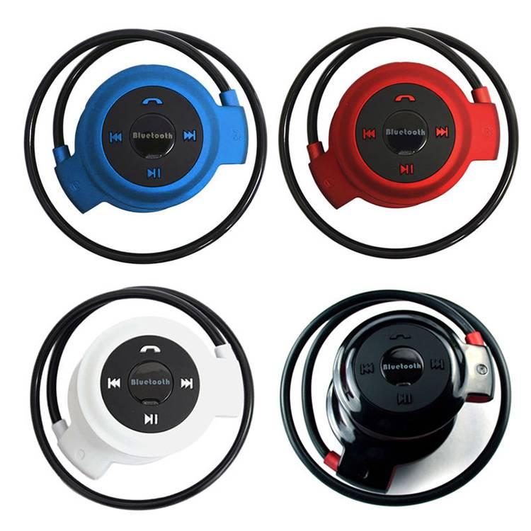 503 Mini Sports Stereo Headphones Wireless Bluetooth Headset