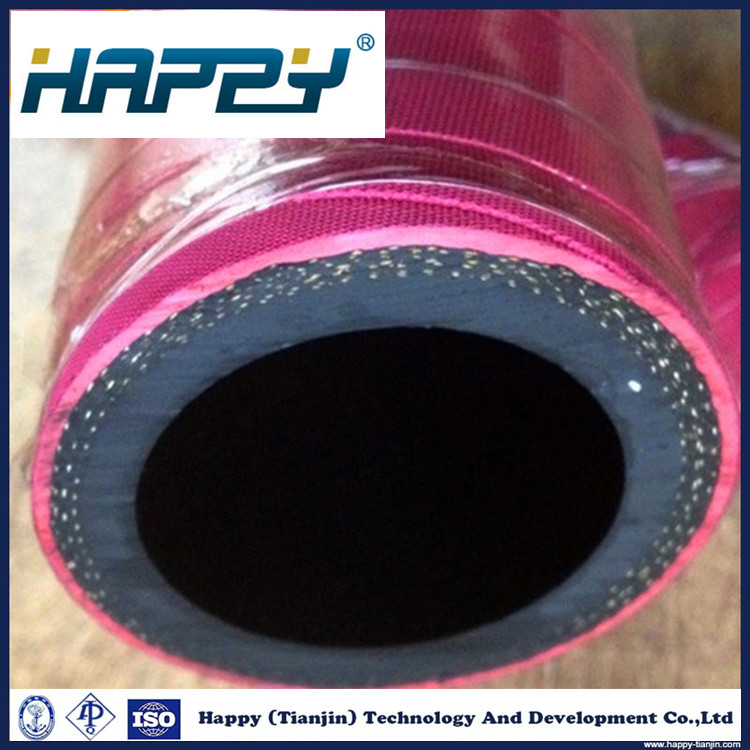 High Temperature Heat Resistant Hydraulic Rubber Steam Hose