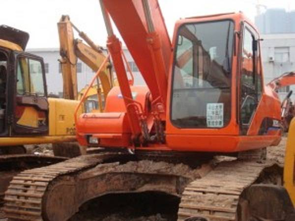 Used  Doosan  Excavator  DH220LC-7 for sale