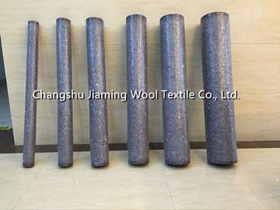 PE coated nonwoven mat for painting