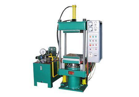 Silicone rubber vulcanization machine