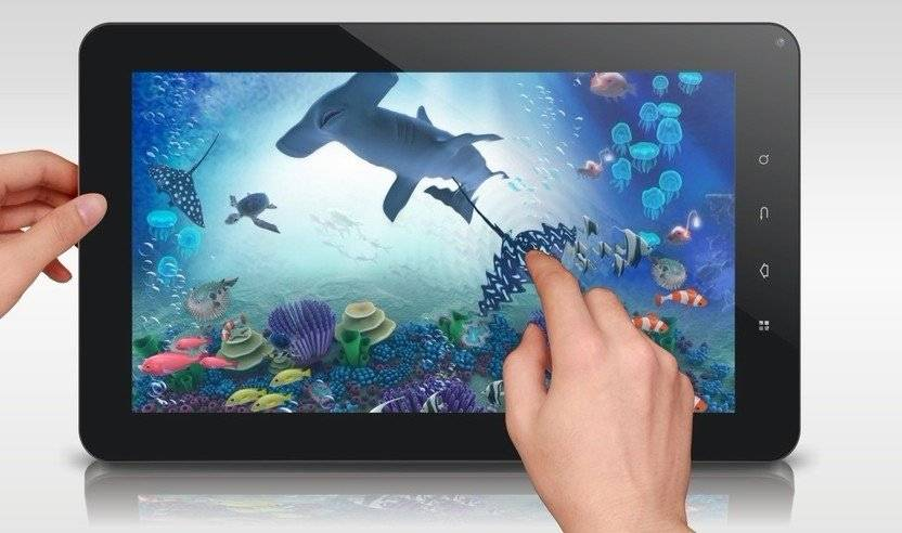 Momo15 10'' Capacitive Screen Android 2.3 AllWinner A10 1.2GHz CPU 8GB Tablet PC